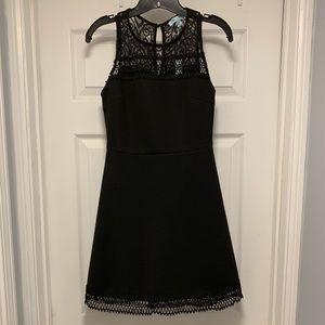She & Sky little black dress- NWT